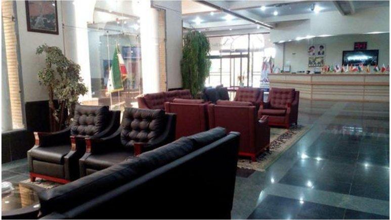 هتل بزرگ بندر امام خمینی لابی