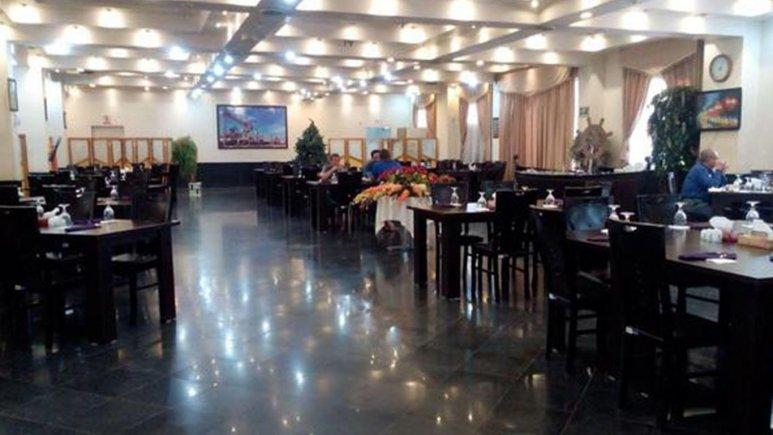 هتل بزرگ بندر امام خمینی رستوران