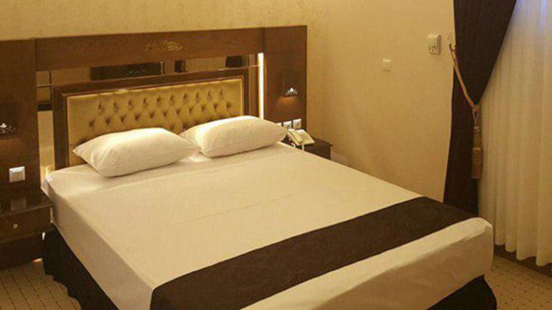 هتل ذاکر مشهد اتاق دو تخته دابل 1