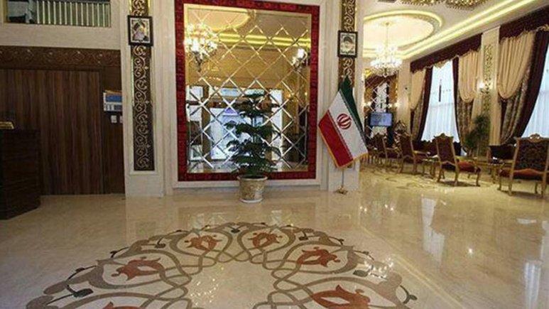 هتل ذاکر مشهد لابی 1
