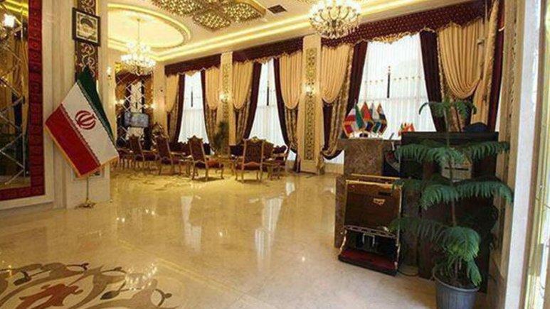 هتل ذاکر مشهد لابی 2