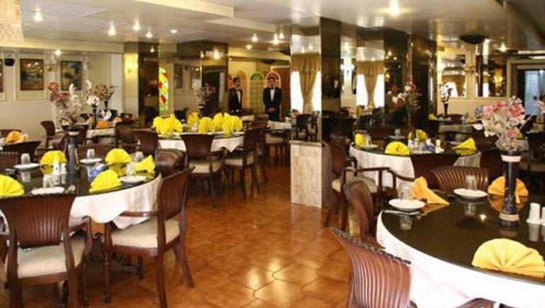 هتل اطلس تهران رستوران 2