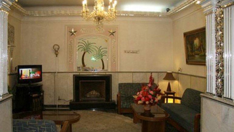 هتل اطلس تهران فضای داخلی اتاق ها
