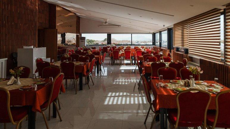 هتل شیخ بهایی اصفهان رستوران 2