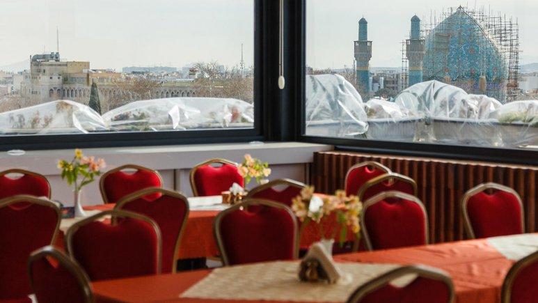 هتل شیخ بهایی اصفهان رستوران 3