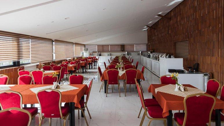 هتل شیخ بهایی اصفهان رستوران 4