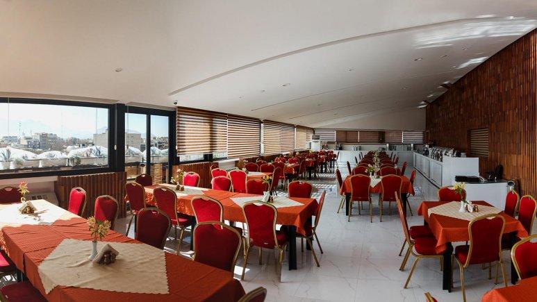 هتل شیخ بهایی اصفهان رستوران 5