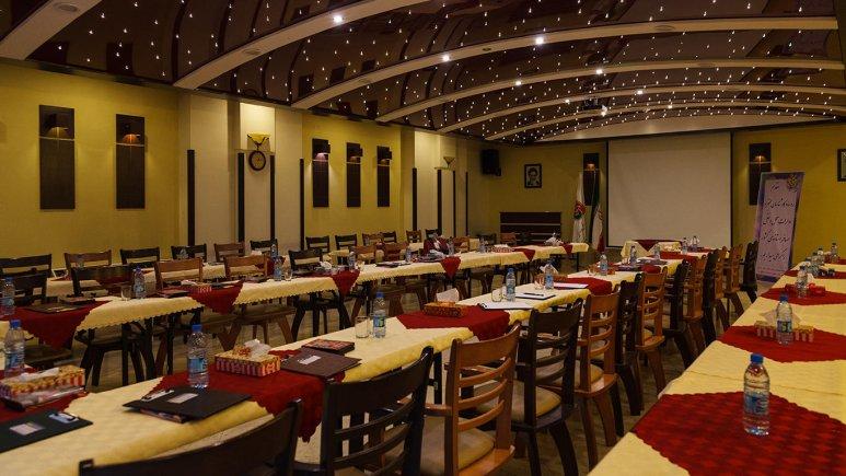 هتل شیخ بهایی اصفهان سالن اجتماعات