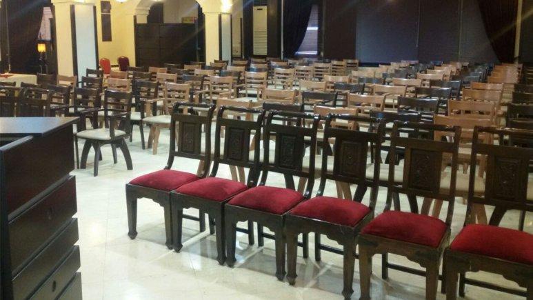 سالن هتل شیخ بهایی