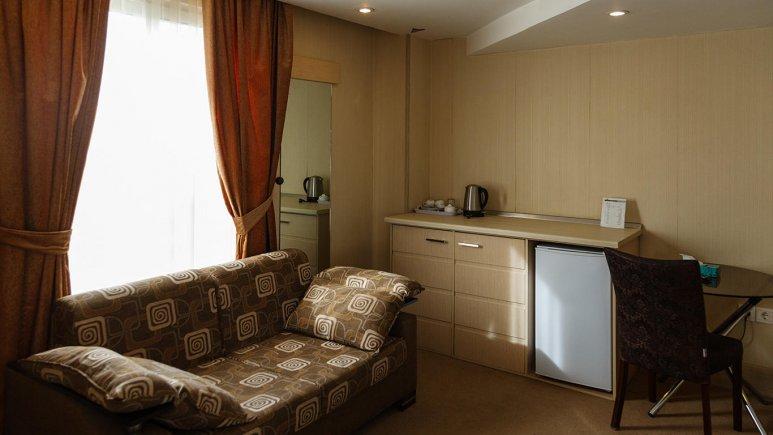 هتل سفیر اصفهان سوئیت دو تخته