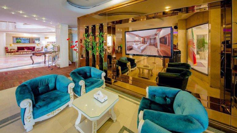 هتل سفیر اصفهان لابی 2