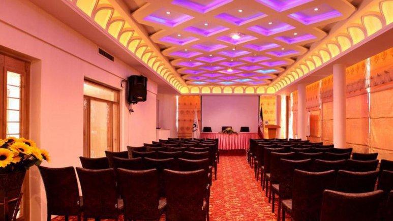 هتل سفیر اصفهان سالن همایش