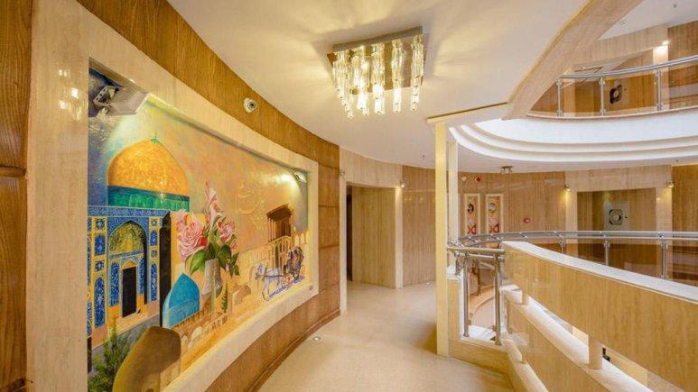 هتل سفیر اصفهان فضای داخلی هتل 4