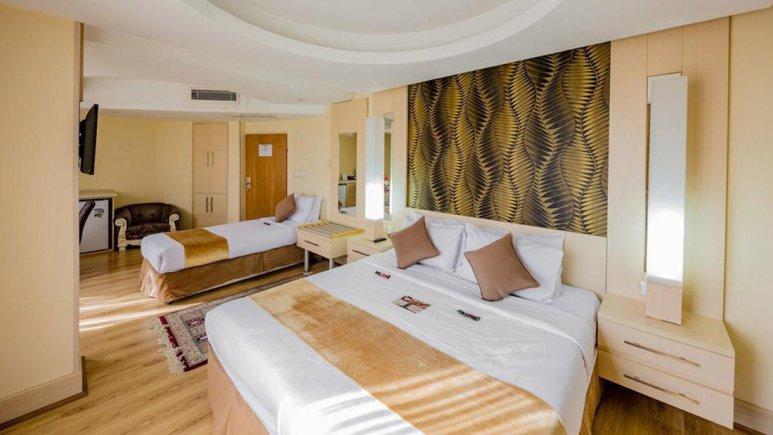 هتل سفیر اصفهان اتاق سه تخته 2