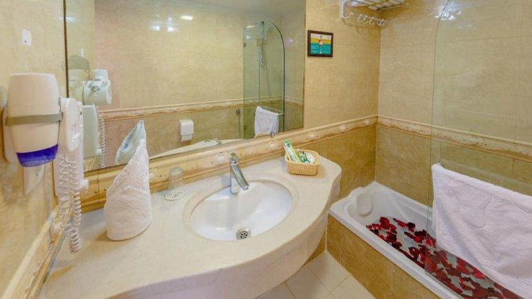 هتل سفیر اصفهان سرویس بهداشتی