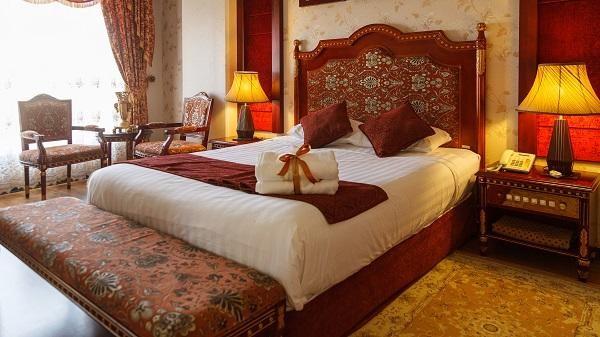 هتلهای لوکس مشهد | هتل قصر الضیافه