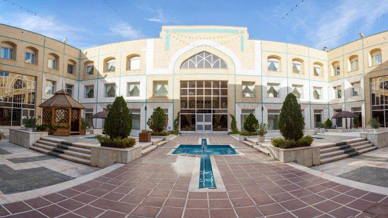 هتل قصر الضیافه مشهد نمای بیرونی 1