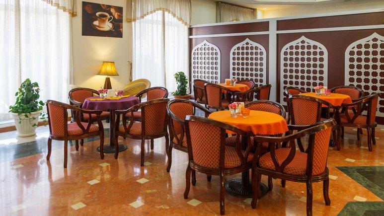 هتل قصر الضیافه مشهد کافی شاپ 1