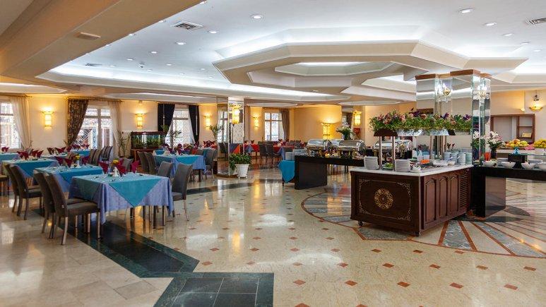 هتل قصر الضیافه مشهد رستوران 1