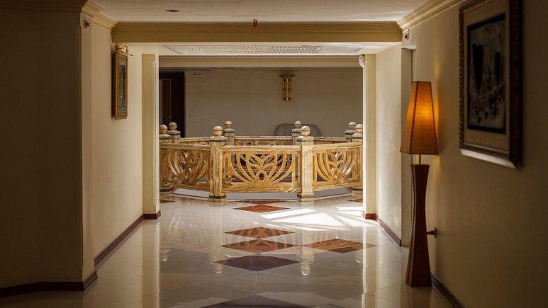 هتل قصر الضیافه مشهد فضای داخلی هتل