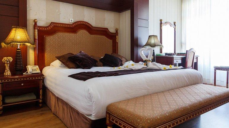 هتل قصر الضیافه مشهد سوئیت یک خوابه دو تخته 1