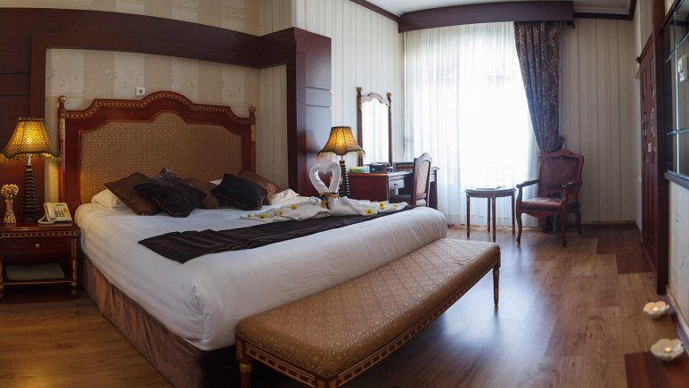 هتل قصر الضیافه مشهد سوئیت یک خوابه دو تخته 2