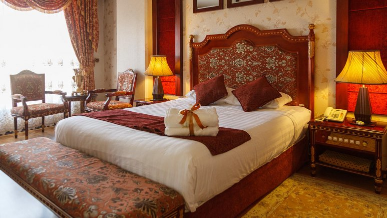 هتل قصر الضیافه مشهد سوئیت یک خوابه دو تخته 3