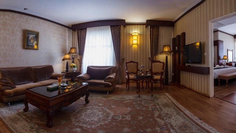 هتل قصر الضیافه مشهد سوئیت یک خوابه دو تخته 4