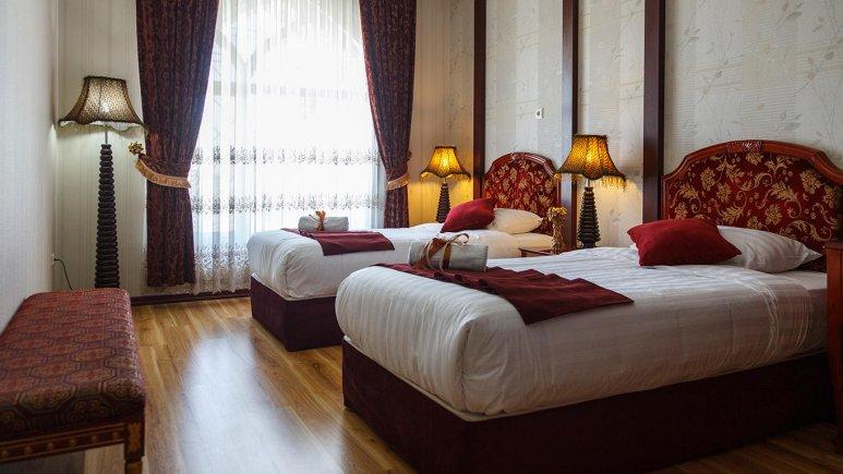 هتل قصر الضیافه مشهد سوئیت دو خوابه چهار تخته 3