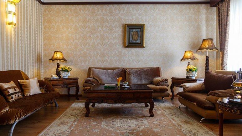 هتل قصر الضیافه مشهد فضای داخلی سوئیت ها 2