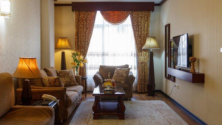 هتل قصر الضیافه مشهد فضای داخلی سوئیت ها 3