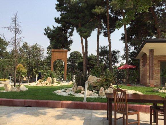 هتل بلوط تهران ولنجک
