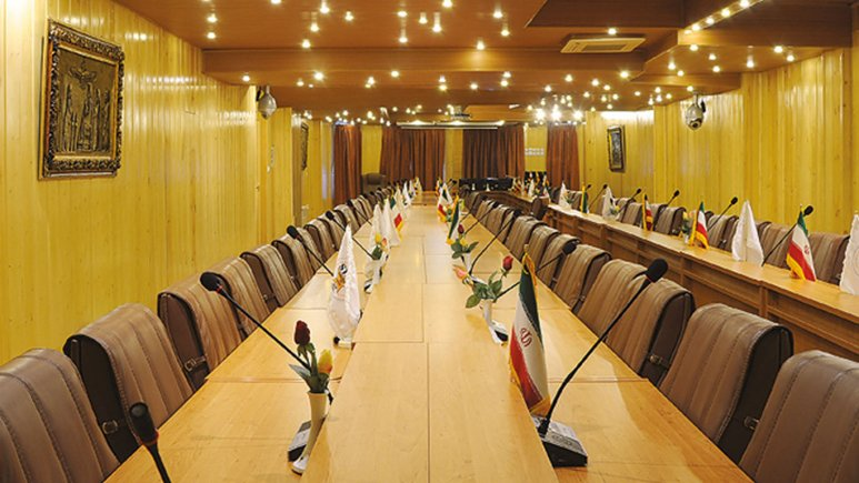 سالن کنفرانس هتل ستارگان