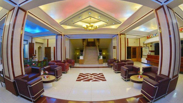 هتل پارک سعدی شیراز لابی
