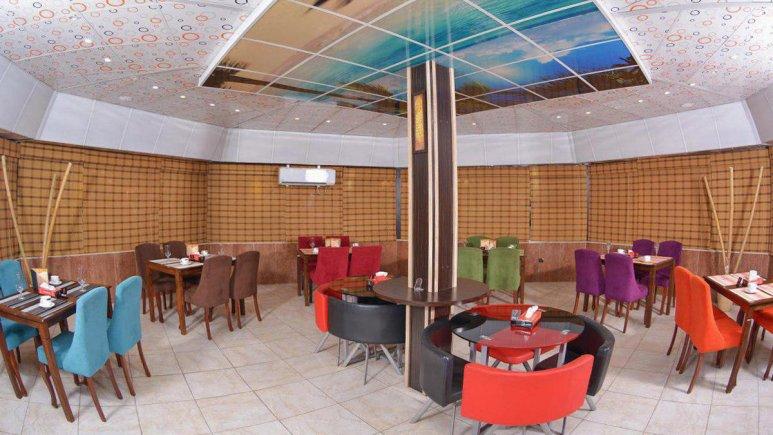 هتل پارک سعدی شیراز کافی شاپ