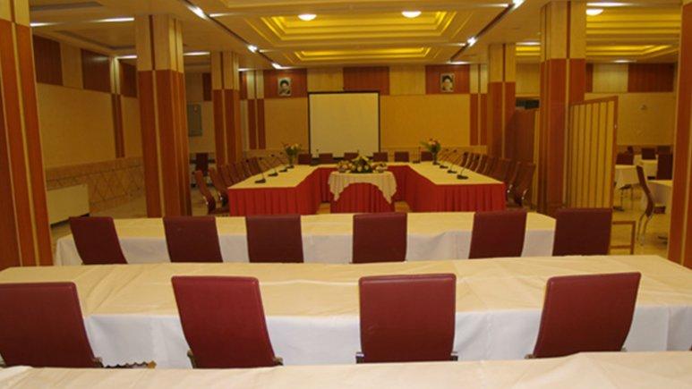 رستوران هتل پارک سعدی شیراز
