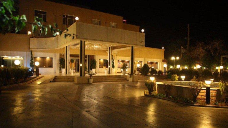 هتل پارک سعدی شیراز نمای بیرونی 2