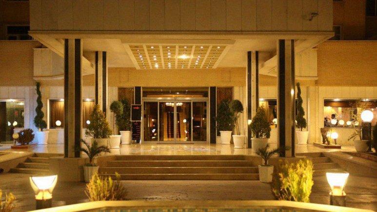 هتل پارک سعدی شیراز نمای بیرونی 3