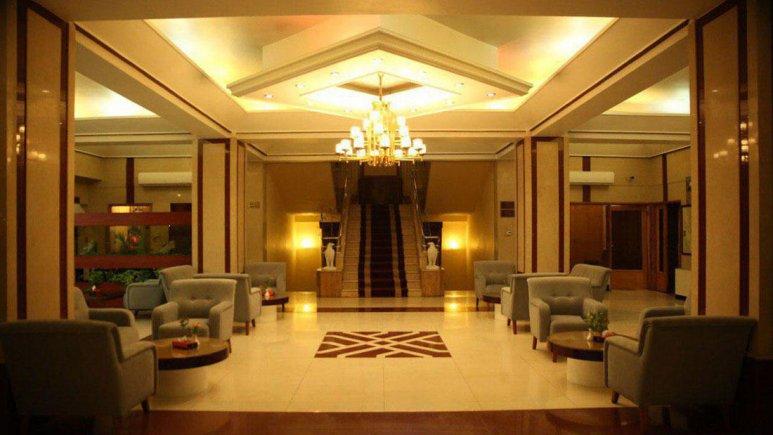 هتل پارک سعدی شیراز لابی 1