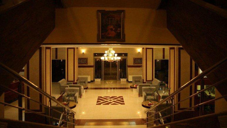 هتل پارک سعدی شیراز لابی 2