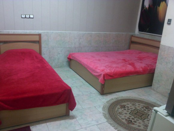 هتل قابوس گرگان اتاق سه تخته 2