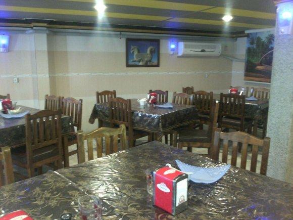 هتل قابوس گرگان رستوران