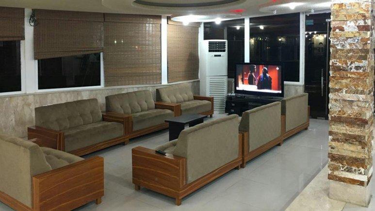 هتل پرواز بوشهر لابی 2