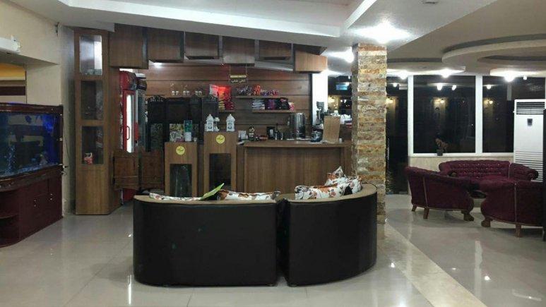 هتل پرواز بوشهر کافی شاپ