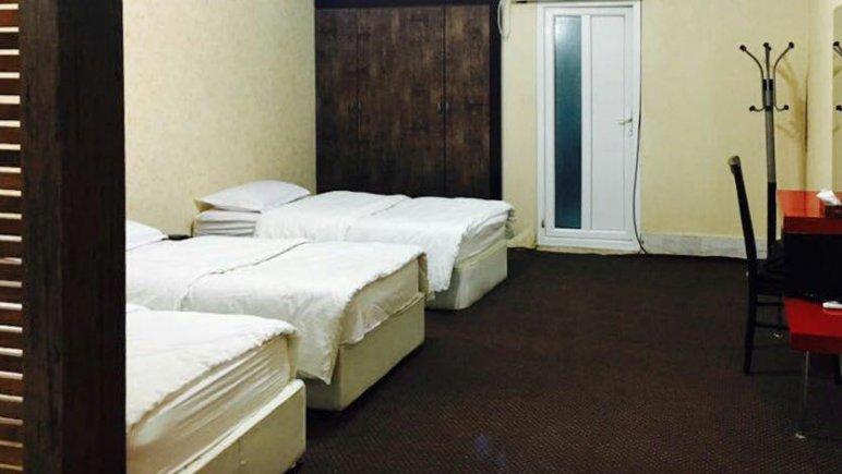 هتل پرواز بوشهر فضای داخلی اتاق ها 2