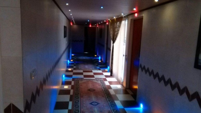 هتل عطر خرم آباد فضای داخلی هتل