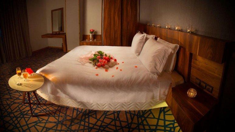 اتاق دو تخته هتل میزبان