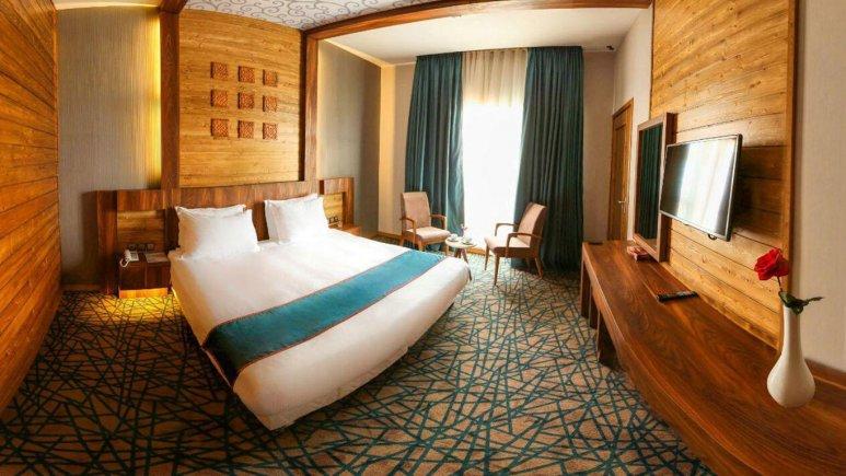 اتاق دو تخته دبل هتل میزبان