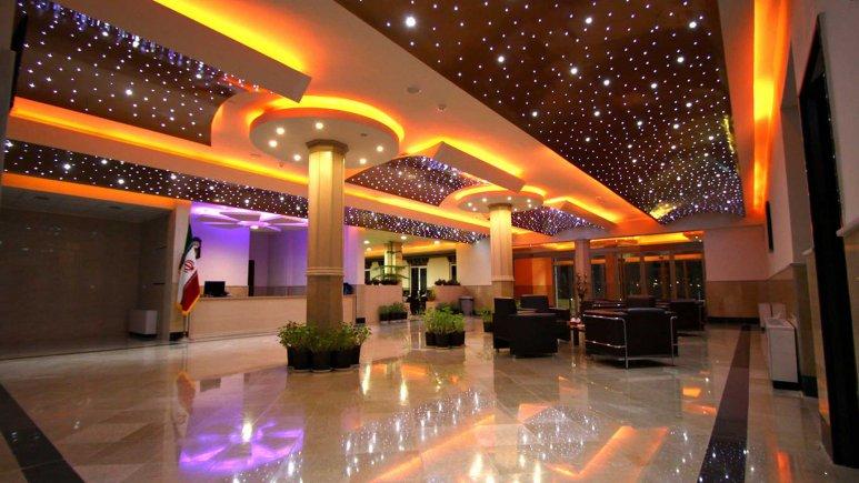 لابی هتل  زاگرس