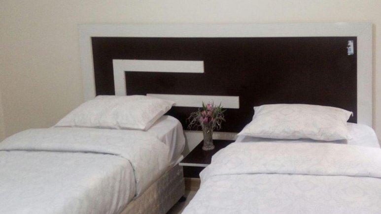 هتل آپارتمان شروین اصفهان آپارتمان دو تخته 3